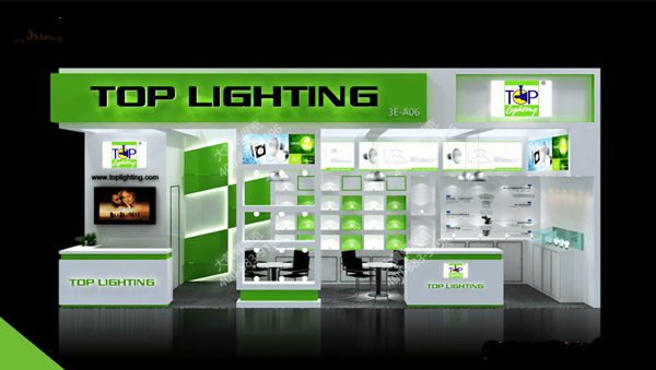 DONGGUAN TOP LIGHTING-展廳設計